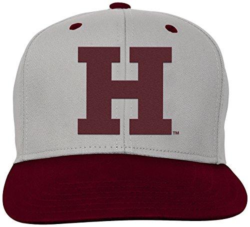c1864025d20 NCAA by Outerstuff NCAA Harvard Crimson Kids   Youth Boys Grey Two Tone  Flat.
