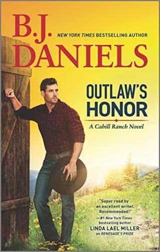 Outlaw's Honor: A Western Romance Novel (The Montana Cahills)