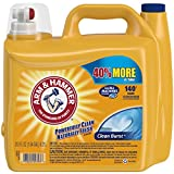 ARM & HAMMER Clean Burst HE Laundry Liquid Detergent Powerful Clean Formula 210-fl Oz