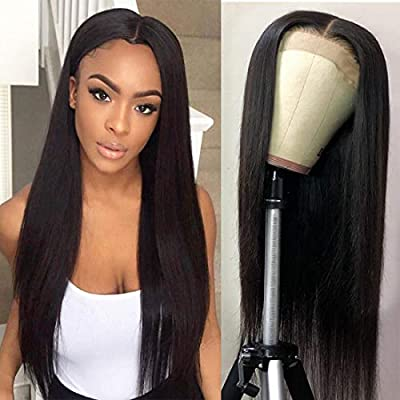 Zhuomei BEAUTY Lace Front Wigs 4X4 Lace Closure