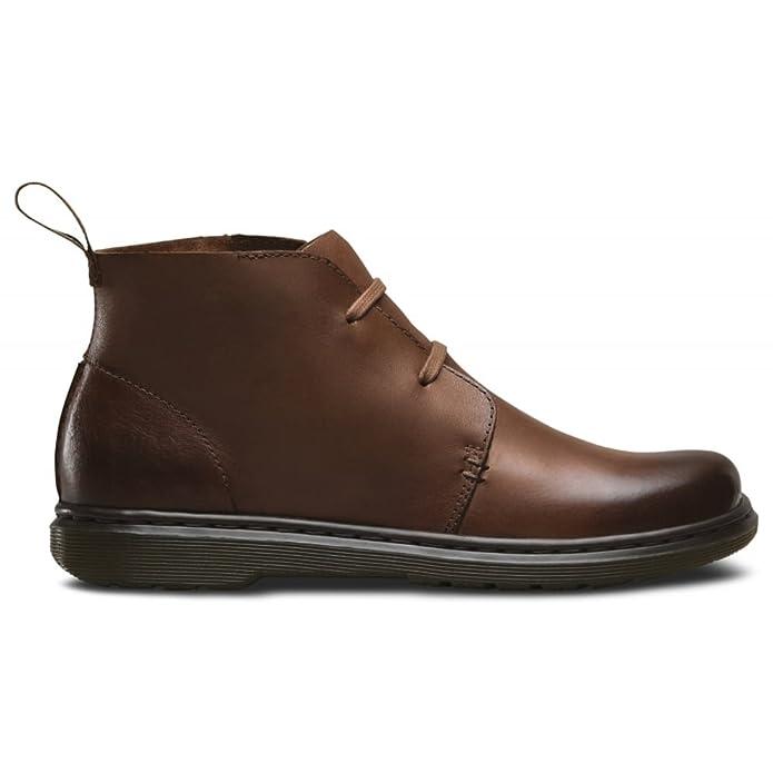 81e5e276d Dr. Martens Cynthia Elate Womens Leather 2-Eyelet Chukka Boots - Oak Brown  UK 3: Amazon.co.uk: Shoes & Bags