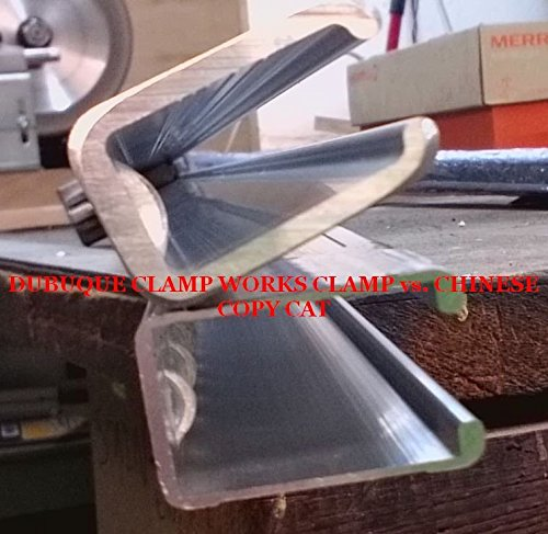 Dubuque Clamp Works Made in USA 72'' Adjustable Woodworking Bar Clamp UC972 by Dubuque Clamp Works (Image #3)