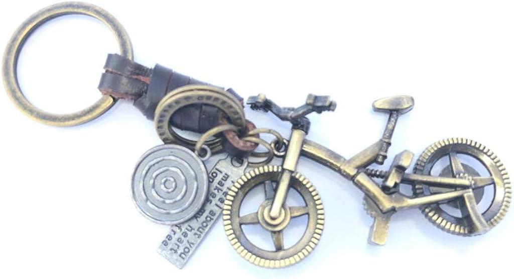 Sonic Llavero de Bicicleta para Hombre de Acero Inoxidable Correa ...