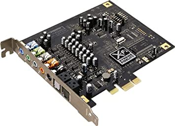 Creative Sound Blaster X-Fi Titanium Fatal1ty Professional Audio Driver Windows XP