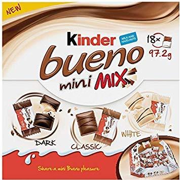 Kinder Bueno Mini Mix