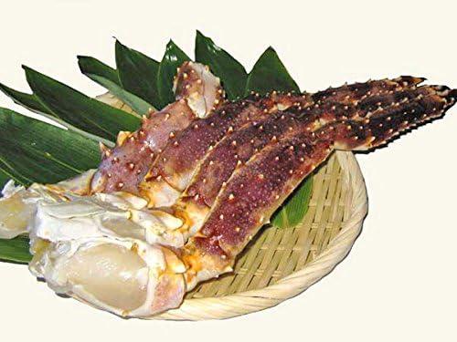 タラバガニ脚(5L・1kg)×1肩(生冷凍) 焼きガニ・蒸しガニ用 【出荷元:北海道四季工房】
