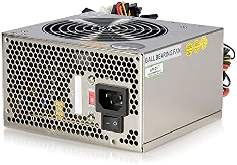 SHARK 750W 120mm Fan 6+2 PCIe 4-SATA 8pin ATX 12V PC Power Supply PSU LOT 10