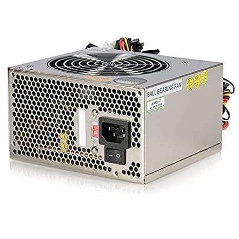 StarTech.com 400 Watt Silent ATX 12V 2.01 PC Computer Power Supply ATX2POW400HS