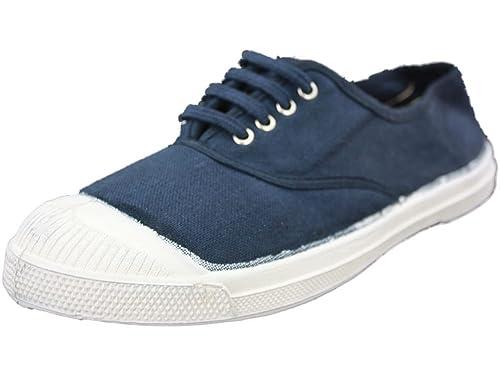 Bensimon - Zapatillas de deporte para mujer azul azul marino 36: Amazon.es: Zapatos y complementos