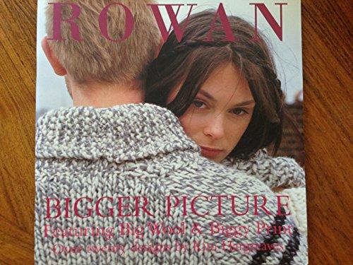 Rowan: Bigger Picture- Featuring Big Wool & Biggy (Biggy Print)