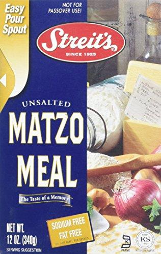 Streits Matzo Meal
