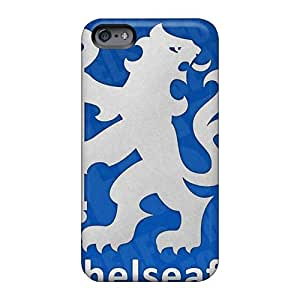 Apple Iphone 6 Plus BNf21844kqAq Customized Fashion Chelsea Fc Skin Shock-Absorbing Cell-phone Hard Covers -JohnPrimeauMaurice