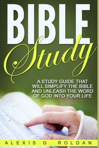 Bible Study Guide Simplify Unleash product image