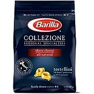 Barilla Collezione Pasta, Three Cheese Tortellini, 12 Ounce