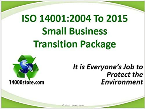 Iso 14001 Pdf 2015