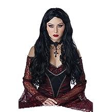 California Costumes Women's Gothique EN Noire Wig