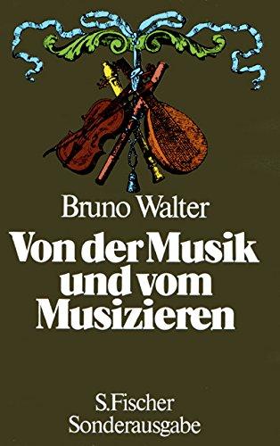 Von der Musik und vom Musizieren