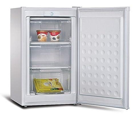 Lovely Sirge FREEZER75L Freezer Congelatore A Cassetti Mini Freezer Verticale 75L  Mini Congelatore Classe Energetica A+ COMPATTO