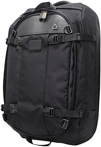 Andiamo Avanti Collection Metro Pack, Midnight Black, One Size