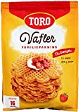Toro Vafler - Finest Norwegian Waffle Mix (20.8 ounces), Made in Norway