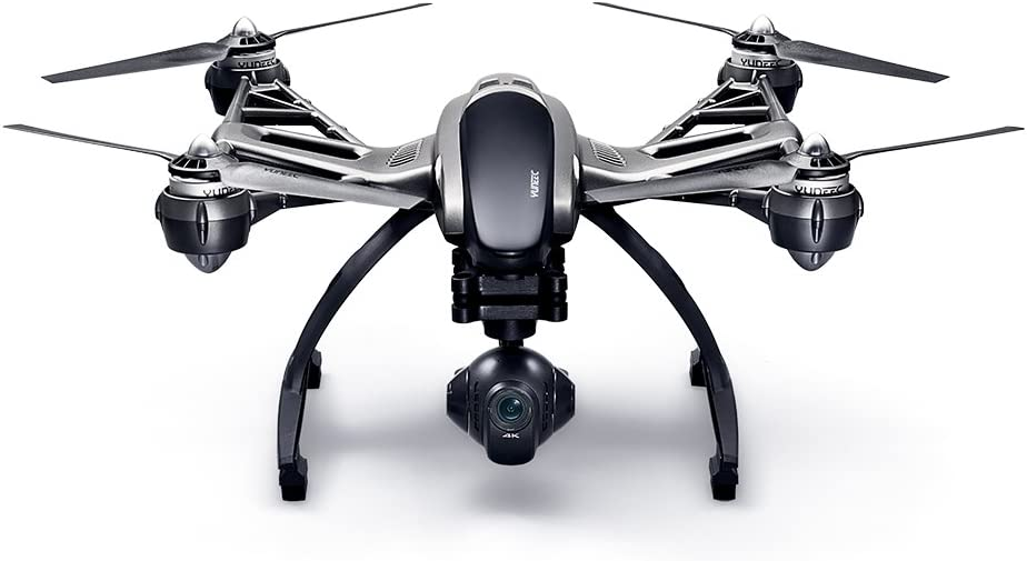 Yuneec Q500 4k Typhoon is at #9 follow me drone in our list for best follow me drones