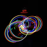 Emazing Lights eLite Flow Light Up LED Gloves, 4 Light Flashing Modes - #1 Leader in Gloving & Light Shows