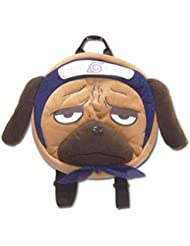 Naruto: Pakkun Plush Bag