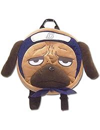 Naruto: Pakkun Plush Bag