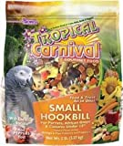 F.M. Brown's Tropical Carnival Small Hookbill, 5-Pound, My Pet Supplies