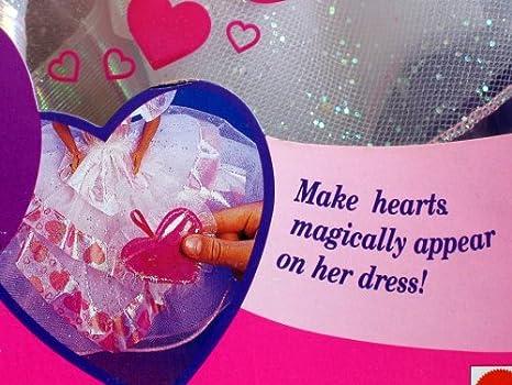 Amazon.com: Barbie Secret Hearts Doll (1992): Toys & Games
