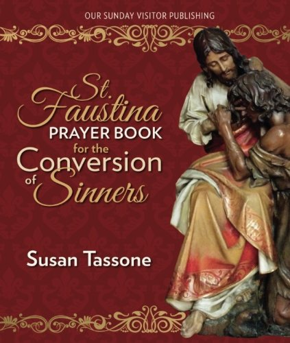 Faustina Prayer Book Conversion Sinners product image