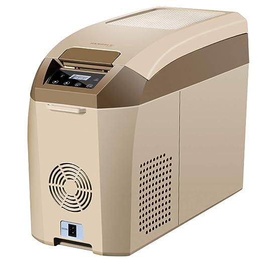 YXYNB Refrigerador para automóvil refrigerado de 14L Compresor ...
