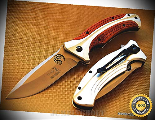 SPRING ASSISTED SHARP KNIFERAZOR SHARP BLADE WITH POCKET