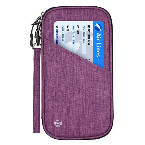 Vemingo Family Passport Holder Accordion product image
