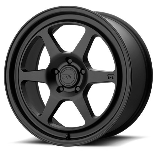 17 x 9.5 inches //5 x 72 mm, 35 mm Offset MOTEGI MR136 Satin Black Wheel with Painted and Chromium hexavalent compounds