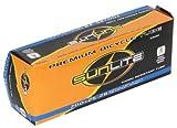 "Sunlite Thorn Resistant Presta Valve Tubes, 700 x 25 - 28 (27 x 1.125 - 1.25"") / 32mm, Black"