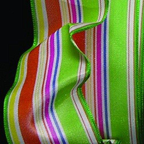 Bright Green Taffeta