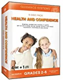 Guidance Systems: Elementary Health and Confidence 4 Pack by Cerebellum Academic Team