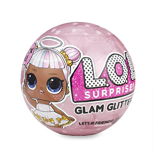 - L.O.L. Surprise! Glam Glitter Series Doll with 7 Surprises