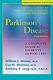 Parkinson's Disease (A Johns Hopkins Press Health Book)