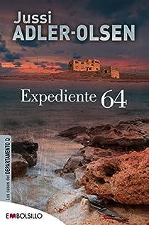 Expediente 64 par Adler-Olsen