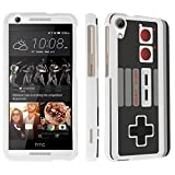 DuroCase ® HTC Desire 626s / HTC Desire 626 (Released in 2015) Hard Case White – (Game Controller) Review