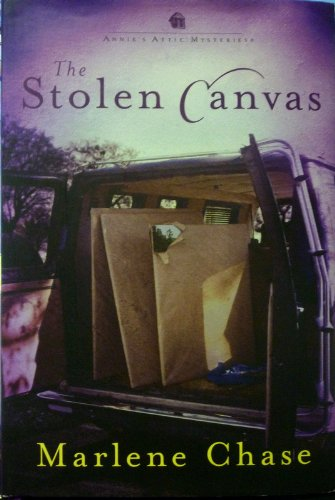 The Stolen Canvas (Annie's Attic Mysteries) pdf