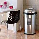 simplehuman 115 Liter / 30 Gallon Bullet Open Top