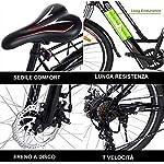 Tooluck-E-Bike-Bici-Elettrica-Bicicletta-Elettrica-da-26-Pollici-250W-City-Bike-con-Batteria-al-Litio-36V-8AH-Professionale-a-7-velocita-Consegna-Entro-5-7-Giorni