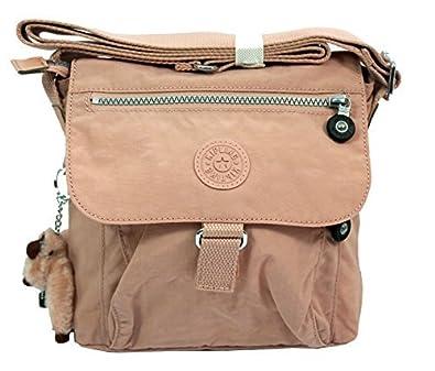 751fb2798940 Kipling New Raisin Cross Body Bag Soft Pink With Amber Kipling Monkey  Keyring  Amazon.co.uk  Shoes   Bags
