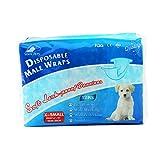 SENYE PET Disposable Male Wrap Dog Diaper,12Pcs (XS)