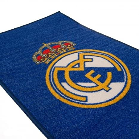 Real Madrid FC club de fútbol alfombra para niños dormitorio regalo de recuerdo regalo: Amazon.es: Bebé