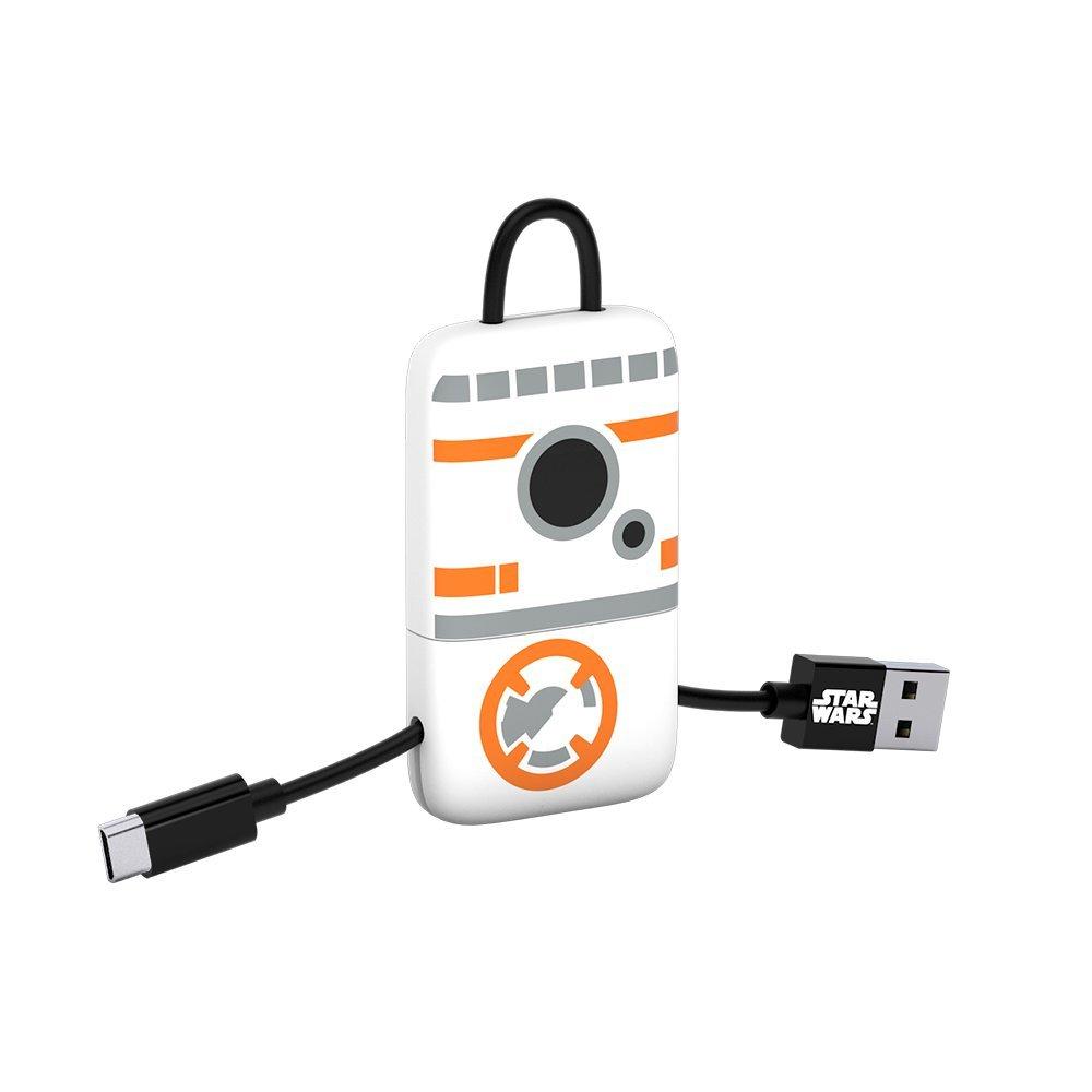 Tribe BB8 - Llavero USB/MicroUSB