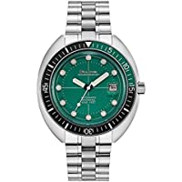 Deals on Bulova Mens Special Edition Oceanographer Green Dial Watch